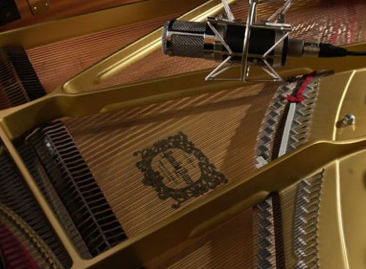Recording your piano gesture